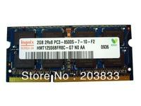 Hy nix 2GB DDR3 2Rx8 PC3 -8500S-7-10-F2 RAM SO-DIMM 204 Pin Laptop Memory