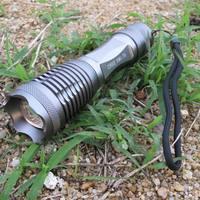 2014 Seconds Kill Promotion Led Bulbs > 350 200-500 M Alloy 18650 Camp Lantern Lanterna Axeman Xml-t6 Cree Led Glare Flashlight