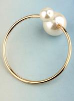 Pearl Bracelet Fashion Vintage Accessories Big Pearl Big Pearl Bangle 2013