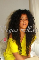 Curly Lace  Front Human Hair Wigs &Full Lace Human Hair Wigs Cheap Brazilian Virgin Hair For Black Women Baby Hair Bleached knot