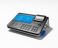high quality wireless Smart POS terminal with 3G and PSAM encryption android