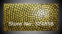 Gold Black Metallic Abstract Modern Acrylic Textured Painting Art Fine Art Oil Painting On Canvas Home Decor Wall Art