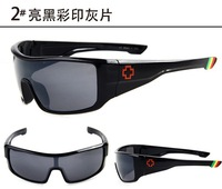 Free shipping, 2013 Fashion spy glasses dazzling multicolor reflective glasses spy sunglasses spy3 generation