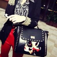 Free shipping 2014 autumn women's handbag vintage bag women messenger bags shoulder handbags--009