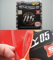 2 pcs Butterfly Table tennis rubber Ping Pong rubber tenergy 05 with 2.1 mm T.T.RUBBER free shipping
