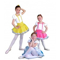 Child dance dress dance costume performance wear child performance dress princess dress