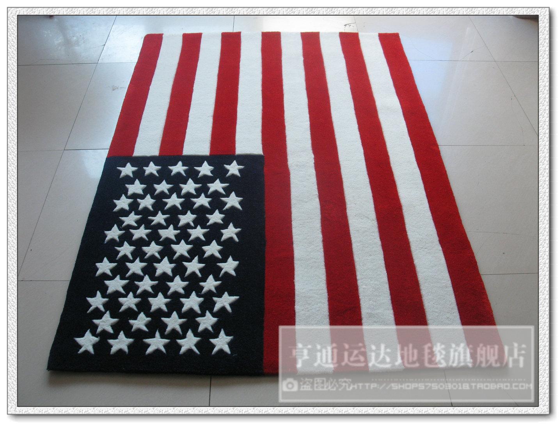 Woonkamer Matten : American Flag Bedroom Rug