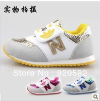 013 spring and autumn children sports shoes fashion baby boy girl winter warm and comfortable non slip shoes
