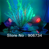 36LED Submersible With Two Spot Lights Garden Pond Pool Tank Underwater on Promotion