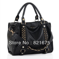 2013 new fashion bag women leather handbags designers brand bags handbags women famous brands large capacity women messenger bag