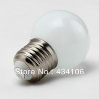 FREE SHIPPING JEFFDENG LED lamp E27 screw 3 W / 3.5 W energy-saving indoor lighting bulb glass bubble ball bubble