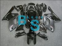 Complete fairing kit for YZF600R Thundercat 96-07 1996-2007 YZF600 R YZF-600R 96-07 1996-2007 with tank cover Matte Black DF34