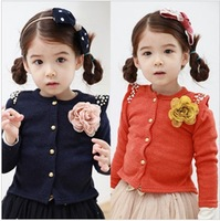 Girls  Children Outerwear Clothing Girl child outerwear new 2013 autumn clothes cardigan coats & jackets