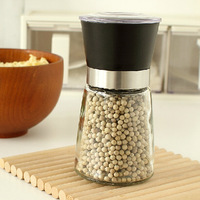 Manual Salt Seed Pepper Grinder Muller Kitchen Ware Tool Spice Herb Grinder Cruet Mill Condiment Salt Gourmet Shaker
