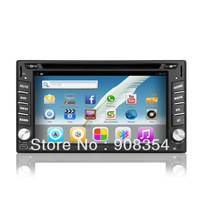 6.2 inch Hyundai TB 2002-2012 Car GPS DVD Android 4.1 and Capative Screen  Support 1080 P