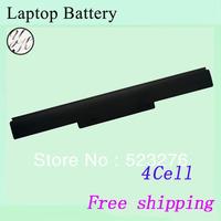 Free shipping 2200mah 4-Cell   Laptop Battery  for SONY  VGP-BPS35A  14E  15E Series