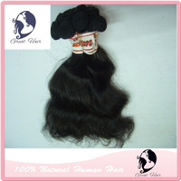 5 Small Pieces of Hair Extensions Wavy Hair, Cabelo Products 58gram/ Lot, Alibaba Cabelo Humano Grade 5A ,Free Shipping