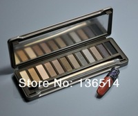 sale 12 Colors Eye shadow Palette+lip gloss,Pro high quality hot moving Color Eye Shadow Powder Palette Makeup 12pcs