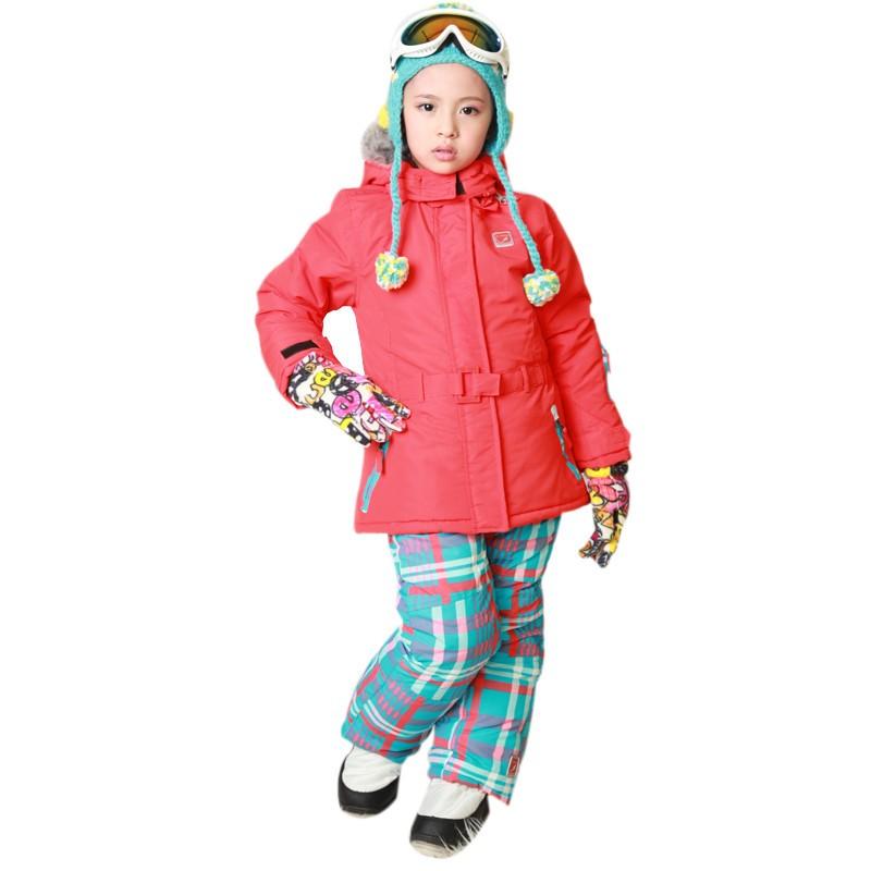 Snow Suit in Summer Children Winter Snow Suit