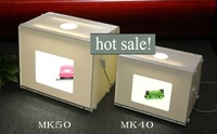 Professional Mini Photo Studio Photography Light Box Photo Box MK45 Filming area 396*390*350mm