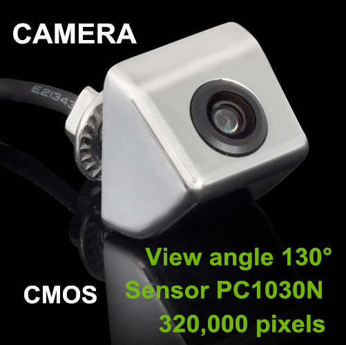 320000 Pixels PC1030N CMOS sensor Car Real View Camera Backup Camera Zinc Alloy Shell SEV003(China (Mainland))