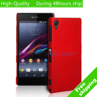High Quality Hybrid Plastic Hard Case Cover For Sony Xperia Z1 L39h Free Shipping DHL EMS UPS CPAM HKPAM FR-10