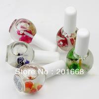 5pcs of  Flowers Scent Nail Art Cuticle Oil Revitalizer Treatment NA980B
