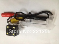 Volkswagen touareg  2011 / 2012 / 2013 , Volkswagen jetta  2012   hd ccd+led car Waterproof camera Free shipping