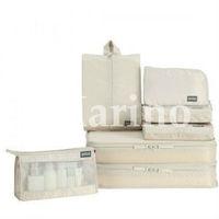 Free shipping Wholesale NEW Organizer Traveling Bag in Bag,  7pcs/set