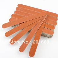 double sided file 99pcs Red thin nail art files Set for diy manicure perdicure tool 100/100 NA962B
