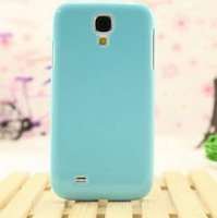 Sweet Candy Color Smooth Hard Plastic Case Cover for Samsung Galaxy S4 S IV i9500 +11 Colors, DHL Free Shipping (SX212)