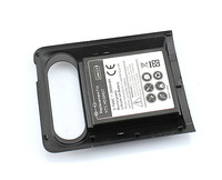 Phone Replacement Extended Backup Thicker 3500mAh Battery Batteries with Back Cover For HTC HD7