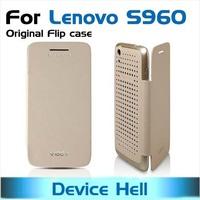 high quality original flip case for lenovo vibe x s960 case original lenovo vibe x s960 cover free shipping