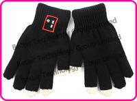 New products Hi-call bluetooth talking glove For iphone HTC Samsung mobile hands-free gloves wt touch function christmas gift