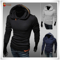 New year fashion model hot selling mens casual hoodies model 1414-wy25/50 good quality with china post free shipping