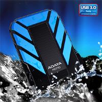 Brand ADATA HD710 1000GB 1TB Capacity Waterproof/Shock-Resistant Durable USB 3.0 External Hard Drive 2.5-inch Free Shipping