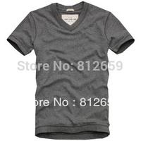 wholesale 100 cotton 4 color famous brand men's t-shirt designer casual tee shirt men t shirts fashion 2013 man t shirt