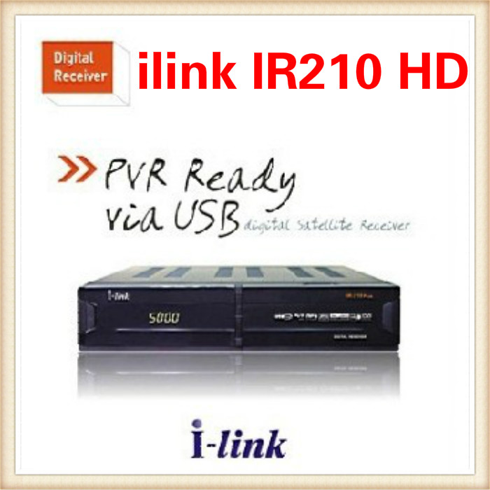 North American machine ilink IR210 HD with HDMI port satellite receiver for USA ,Mexico ,Puerto Rico,Canada ,Fedex free shipping(China (Mainland))