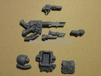 40K Forge World Space Marine heavy weapons group laser cannon FW Resin Kit Free Shipping
