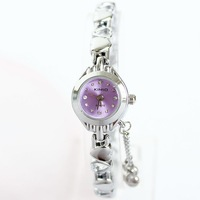 Ladies Fashion Kimio Bracelet Watch Heart Style Free shipping K018