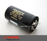 Original mcap hv 500v 100uf electrolytic fitted ring m-cap