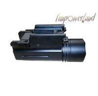 Funpowerland Tactical Quick Release Compact Pistol 200 Lumen Flashlight