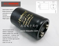 Mcap-tubecap tube amplifier pp capacitor 100uf 550v non-polar capacitor high voltage