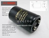 Mcap-tubecap tube amplifier pp capacitor 100uf 550v non-polar capacitor high voltage
