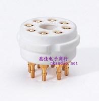 Cmc for ceramic socket porcelain steel tube socket