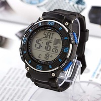WAT187 Free Shipping 2013 new Sport watch men mechanical hand wind wrist watch Silicon band  military watch top quality