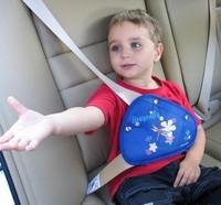 Child Seat belt  Children safe fit car seat  thickening car adjust device baby safety belt protector positioner safefit gjcp