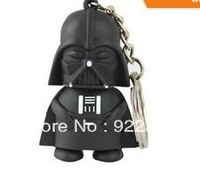 Free Shipping Star War Dark Darth Vader USB Flash Drive 1GB 2GB 4GB 8GB 16GB 32GB Memory stick Pen Drive