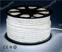 Free Shipping,SMD3014 Flexible LED strip +power plug (Connector) 120LED/METER  EU plug 1M 1METER 120LEDS  COLD WHITE LIGHT
