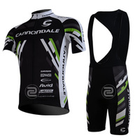 FREE SHIPPING/2013 CANNOND (6) Short Sleeve Cycling Jersey and BIB Short/Bicycle/Riding/Cycling Wear/Clothing(accept customized)